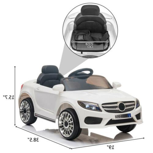 2V Electric Battery Power Vehicles Remote Control