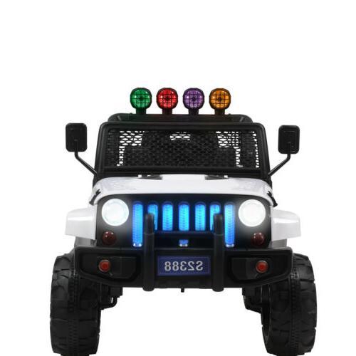 12V Truck Car Suspension Light w/RC White