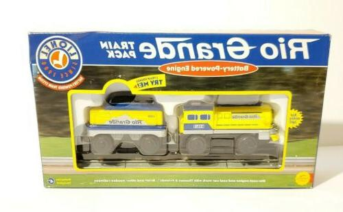 Lionel Battery Powered & Coal