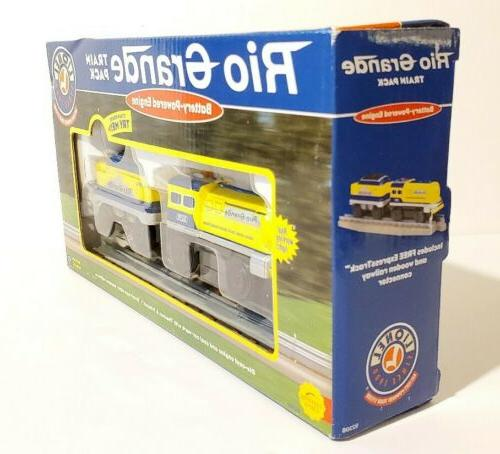 Lionel Battery Powered & 2001