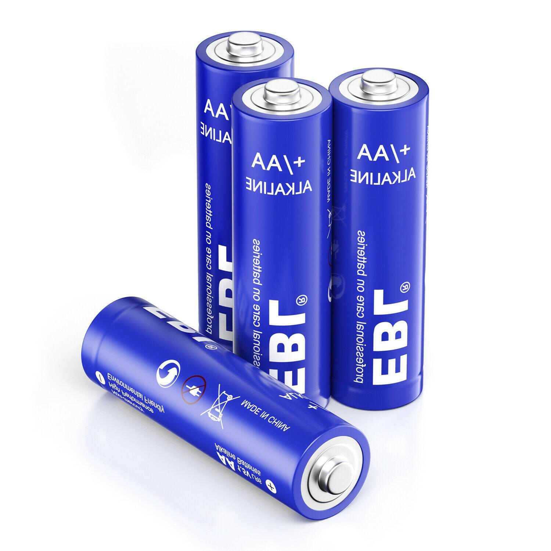 Lot EBL AA Alkaline for
