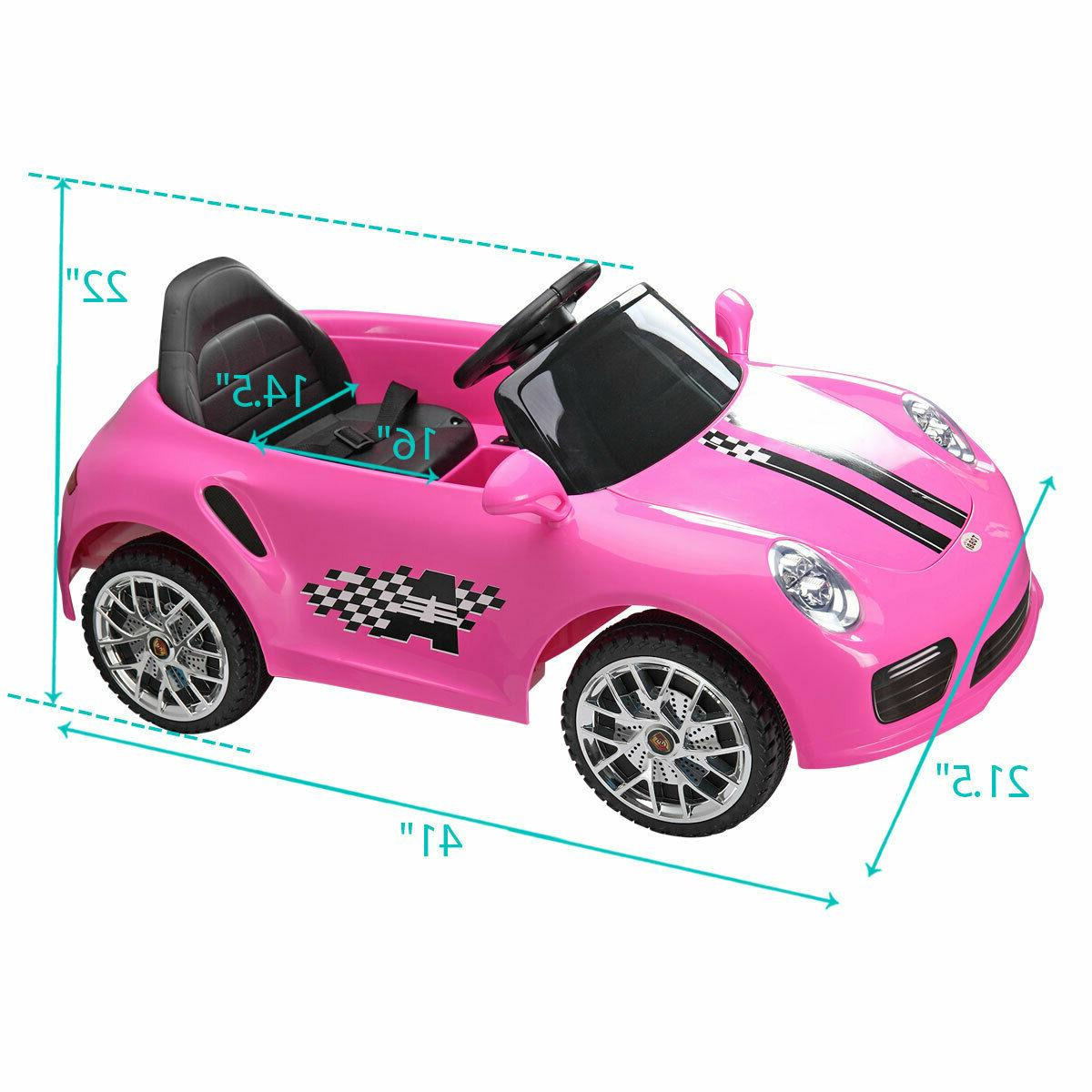 Pink Powered Ride on Toys
