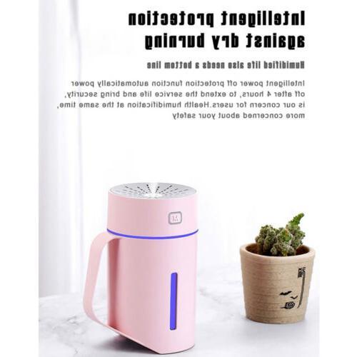 Portable Mini Humidifier Home Purifier