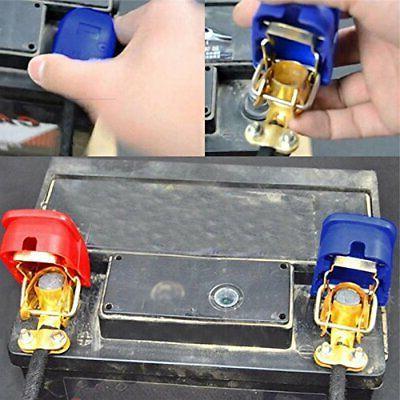 Cllena Quick Terminals connector Clamps Car Auto Rv