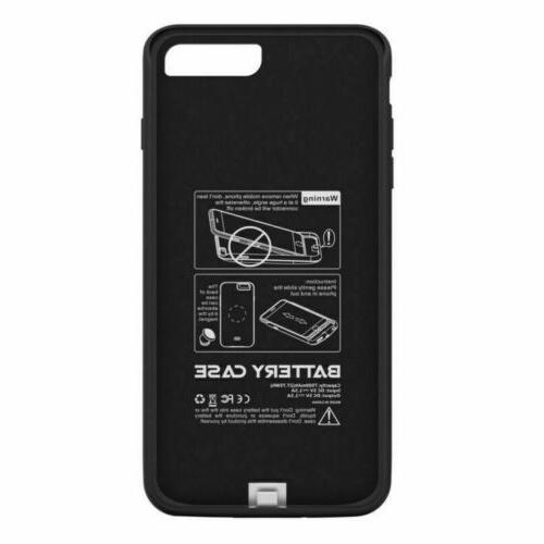 Red 7 Car Magnetic Power Charging Phone Case