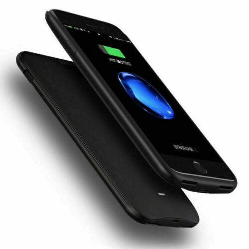 US iPhone 7 Magnetic Bank Charging Phone Case