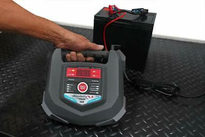 Schumacher SC1280 Battery Charger and Maintainer car
