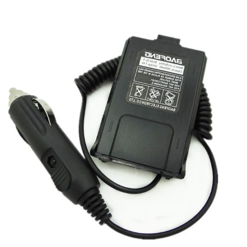 uv5r car charger for baofeng eliminator battery