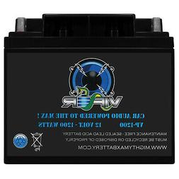 Mighty Max Battery Viper VP-1200 1200 Watt Power Cell/Car Ba