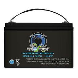 Mighty Max Viper VP-2400 12V 2400 Watt Car Audio High Curren