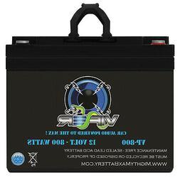 Mighty Max Viper VP-800 12V 800 Watt Car Audio High Current