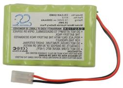 New Battery for Cardiette Cardioline ECG Recorder AR1200 Rep