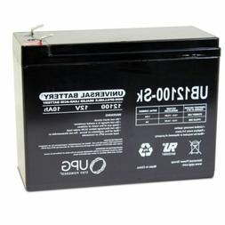 NEW UPG UB12100-S 12V 10AH SLA Battery Replacement Mini Moto
