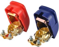 Cllena Quick Release Battery Terminals connector Clamps for