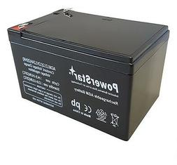 #1 Replacement battery for Kid Trax 12V Dodge Ram Charger Po