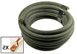 Crimp Supply Ultra-Flex Car Battery/Welding Cable - 1 Gauge,