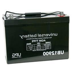 UPG 12V 90AH Battery for Group 27 E-Car E-Caddy U403 Golf Ca