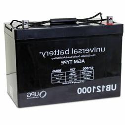 upg ub121000 12v 100ah sla battery