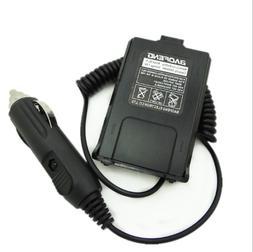 UV5R Car Charger For Baofeng Eliminator Battery UV-5RA UV-5R