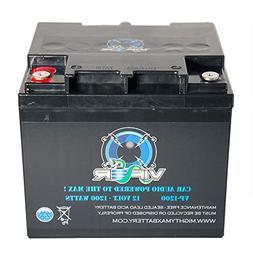 Mighty Max Battery Viper VP-1200 1200 Watt Power Cell/Car Ba