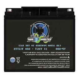 Mighty Max Battery Viper VP-600 12V 600 Watt Car Audio High
