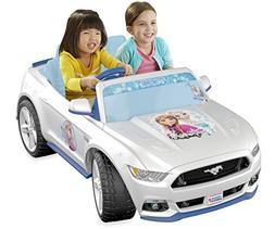 Power Wheels Smart Drive Disney Frozen Ford Mustang 12 Volt